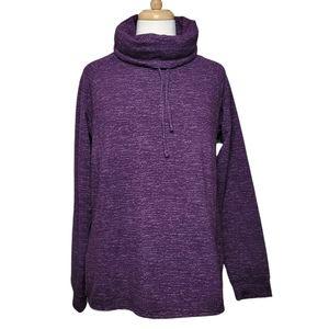32 DEGREES HEAT Sweatshirt Purple Pullover